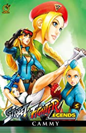 Street Fighter Legends: Cammy Vol. 4