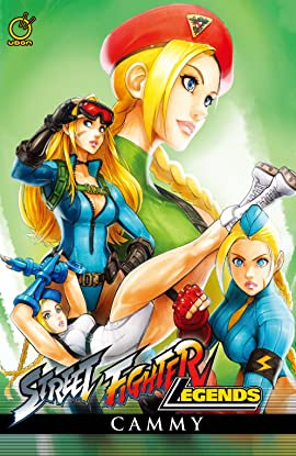 Street Fighter Legends: Cammy Vol. 4