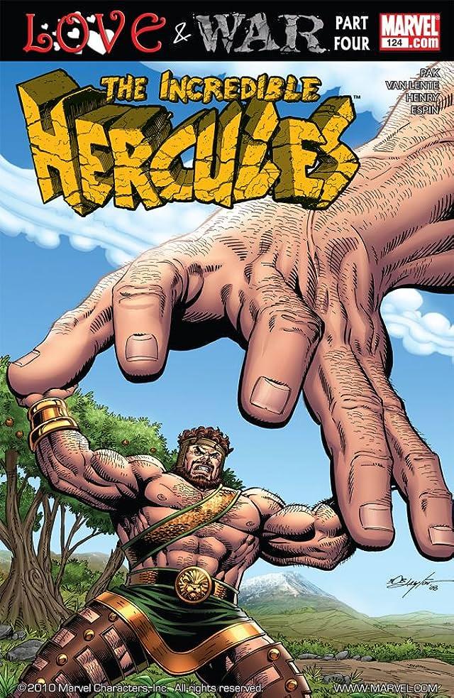 Incredible Hercules #124