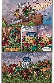 Knightingail: The Legend Begins #3