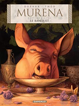 Murena Tome 10: Le Banquet