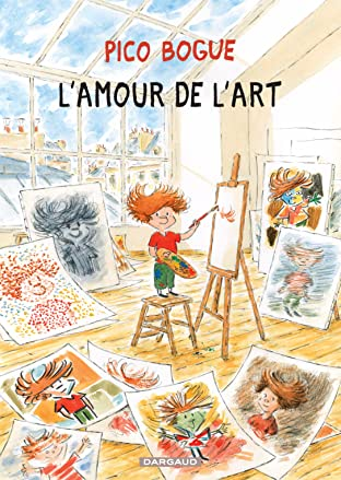 Pico Bogue Vol. 10: L'amour de l'art
