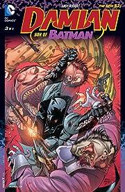 Damian: Son of Batman (2013-2014) #3 (of 4)