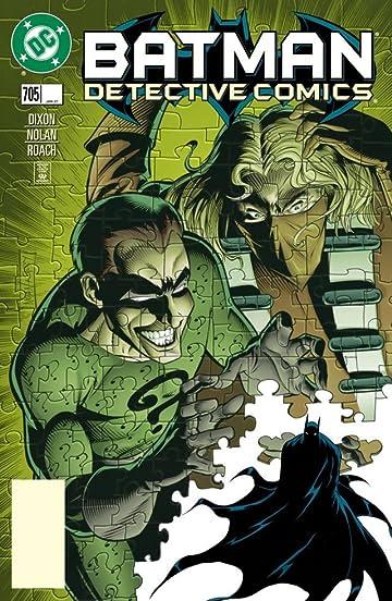 Detective Comics (1937-2011) #705