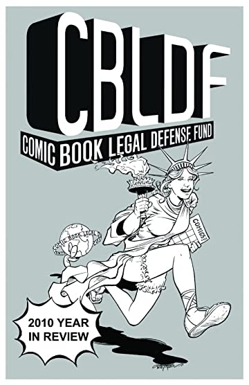 CBLDF Year in Review: 2010