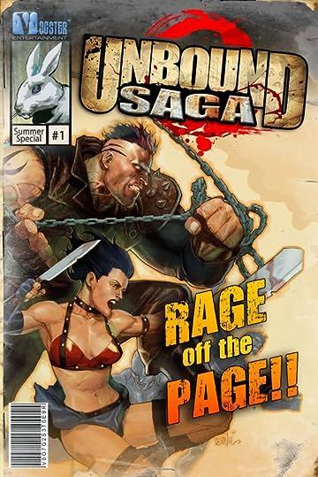 Unbound Saga #1