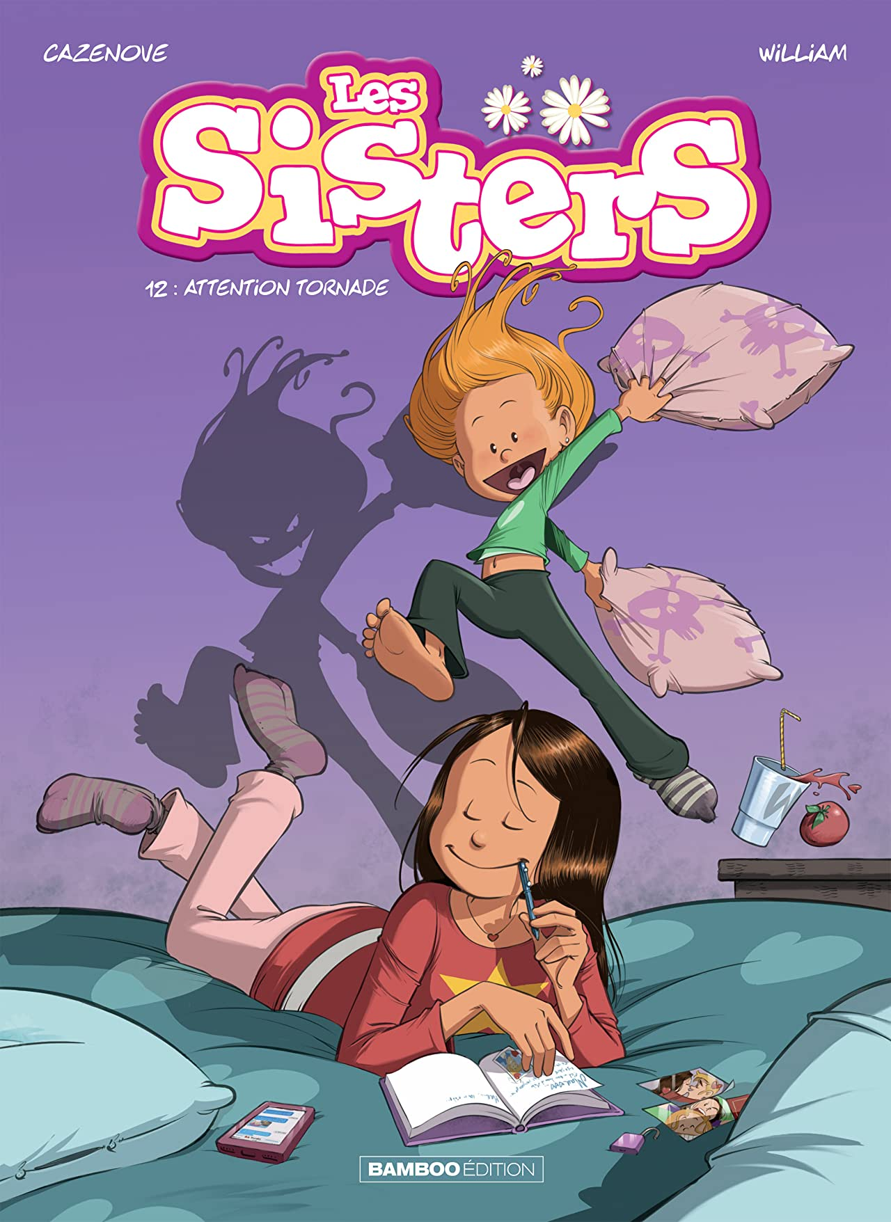 Les Sisters Vol. 12: Attention tornade