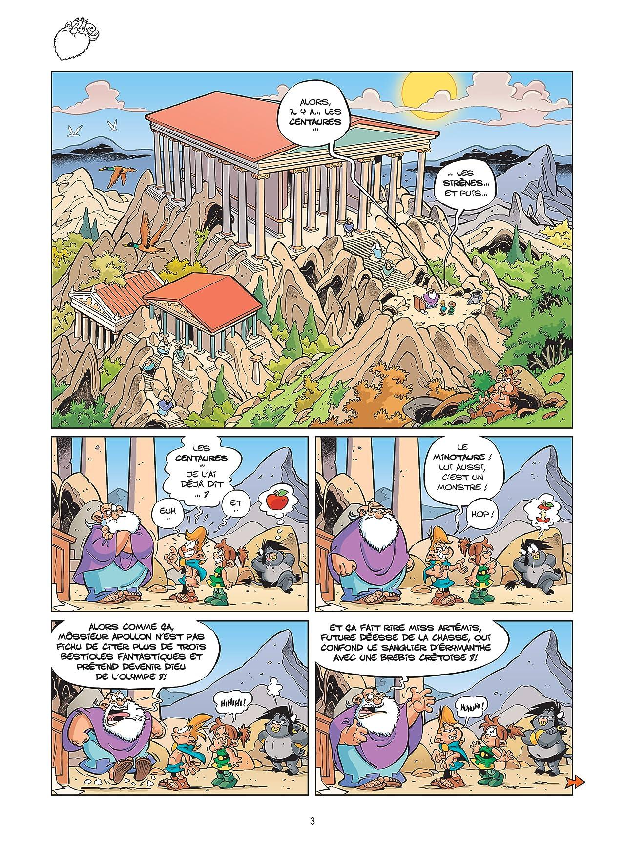 Les Petits Mythos Vol. 8: Centaure parc