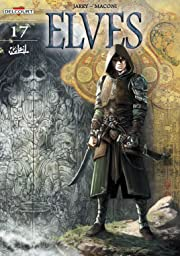 Elves Vol. 17: The Black Blood of the Sylvan Elves