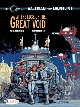 Valerian Vol. 19: At the Edge of the Great Void