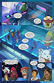 Voltron: Legendary Defender Vol. 2 #3