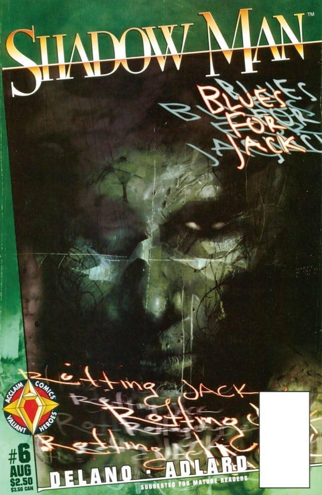 Shadowman (1997-1998) #6