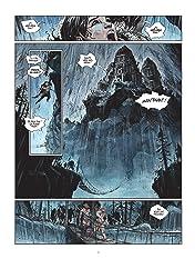 Kriss de Valnor Vol. 7: La montagne du temps