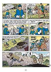 Les Tuniques Bleues Vol. 61: L'étrange soldat Franklin