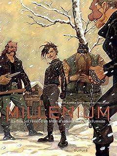 Millénium intégrale Vol. 2: La fille qui rêvait d'un bidon d'essence et d'une allumette
