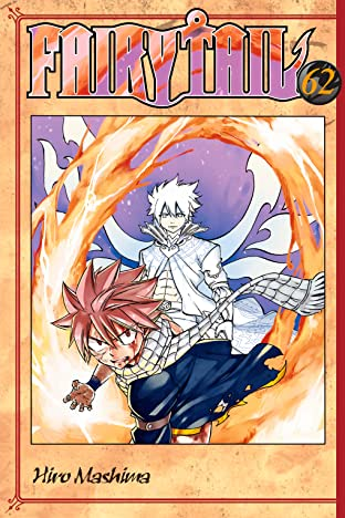 Fairy Tail Vol. 62
