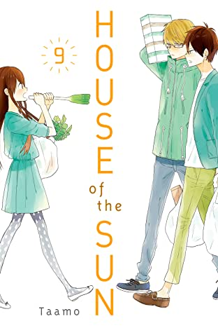 House of the Sun Tome 9