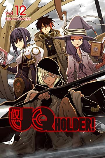 UQ Holder! Vol. 12