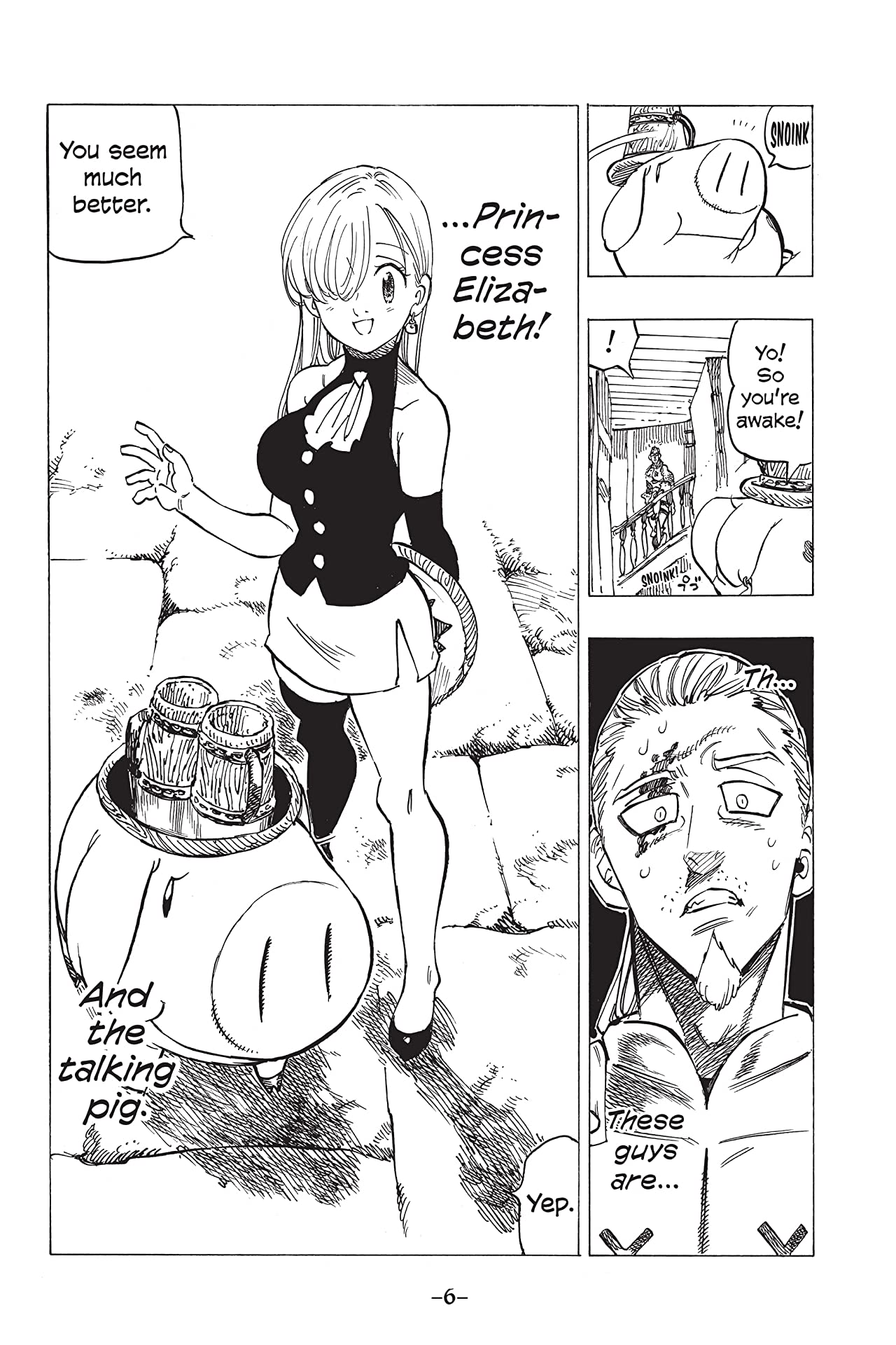 The Seven Deadly Sins Vol. 23