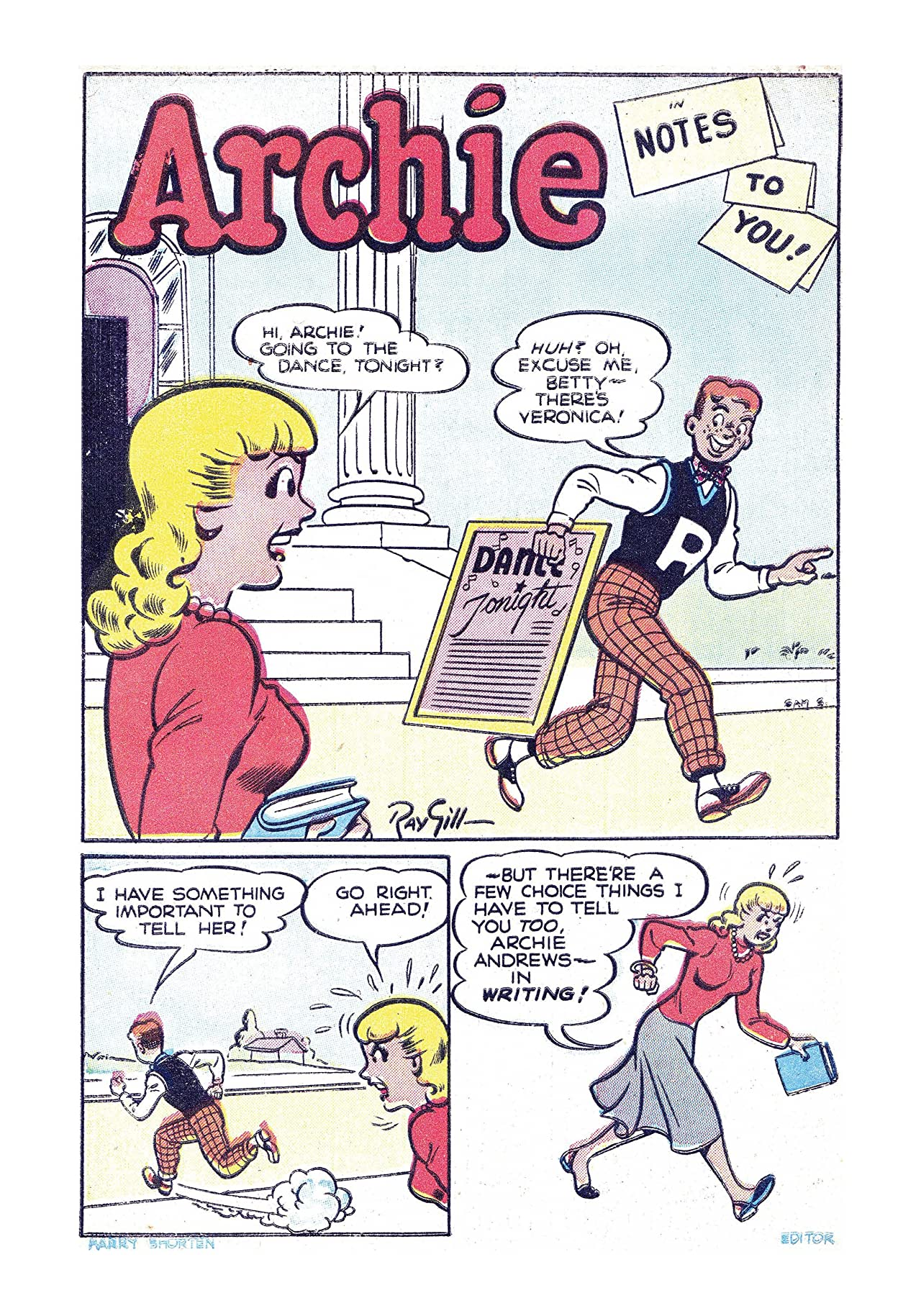 Archie Annual #1