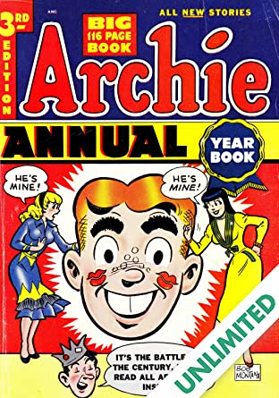 Archie Annual #3