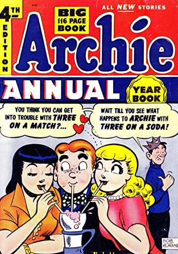 Archie Annual #4