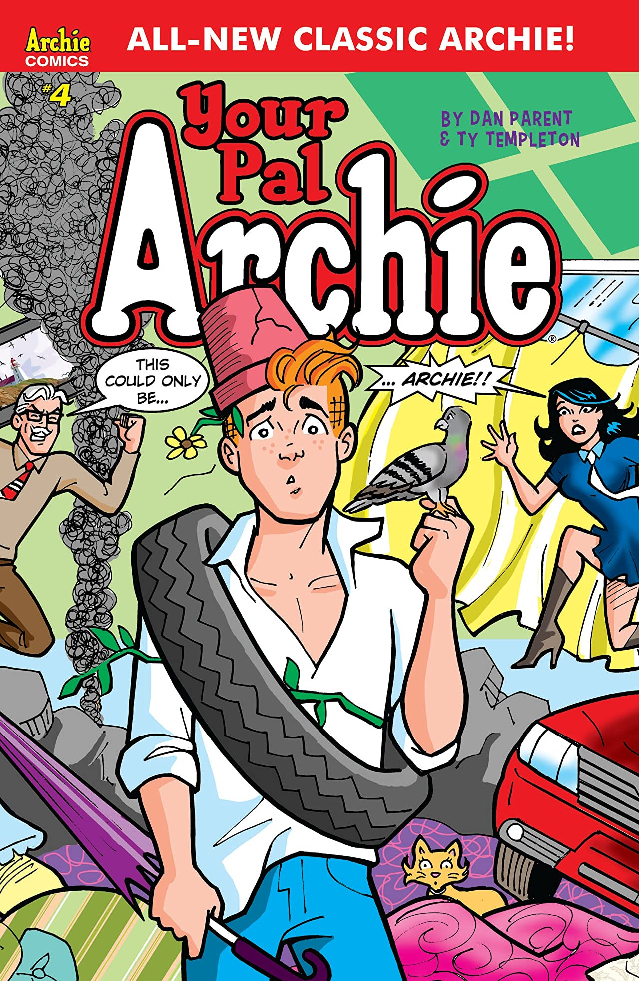 Your Pal Archie #4