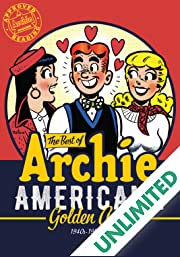 The Best of Archie Americana: Golden Age