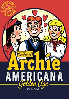 Best of Archie Americana: Golden Age