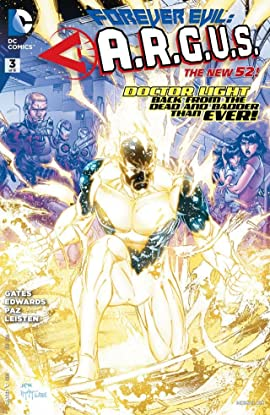 Forever Evil: A.R.G.U.S. (2013-2014) #3 (of 6)