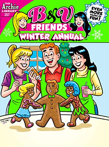 B & V Friends Comics Digest #257