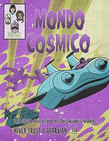 Mad Doctors: Mondo Cosmico! #1