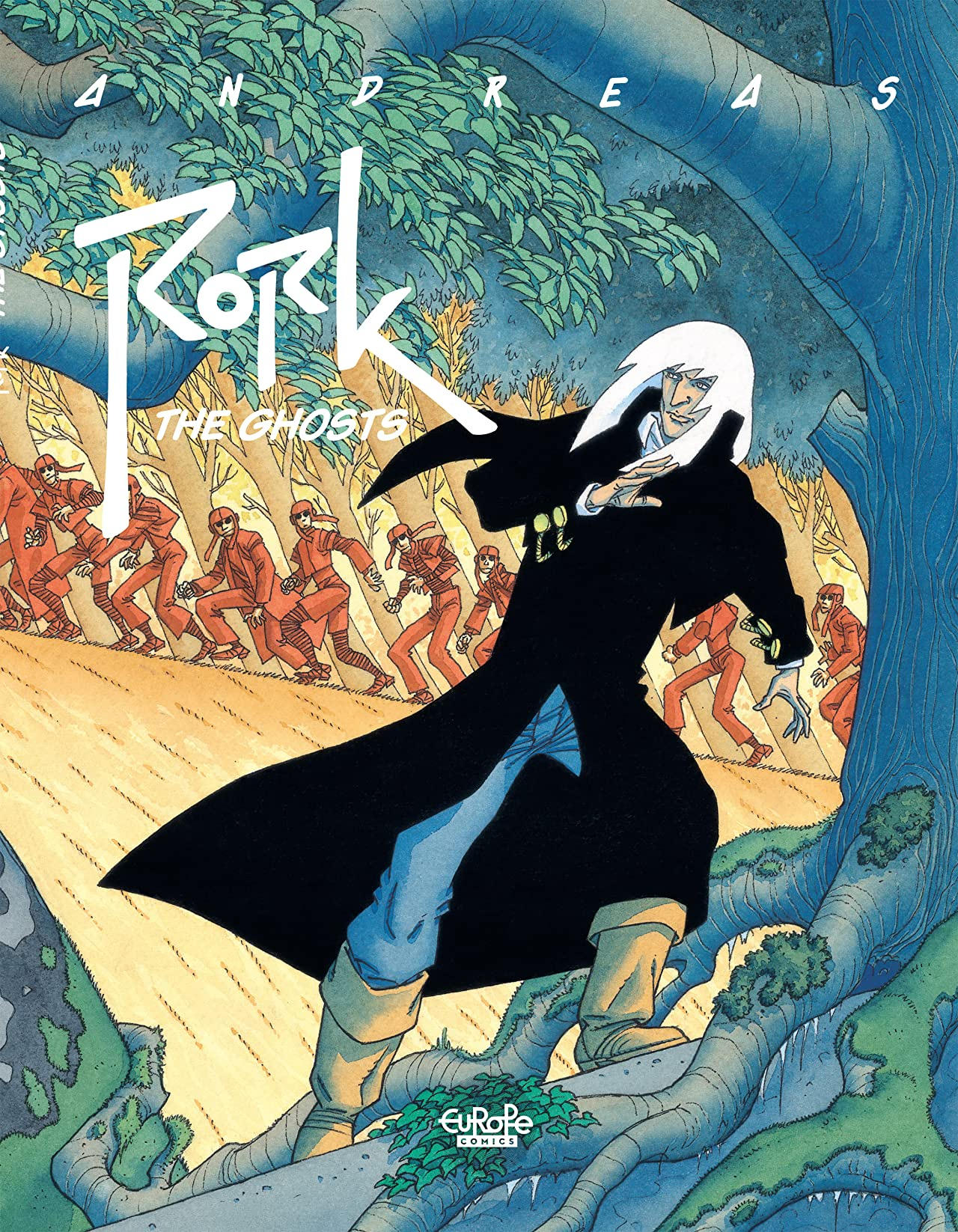 Rork: The Ghosts