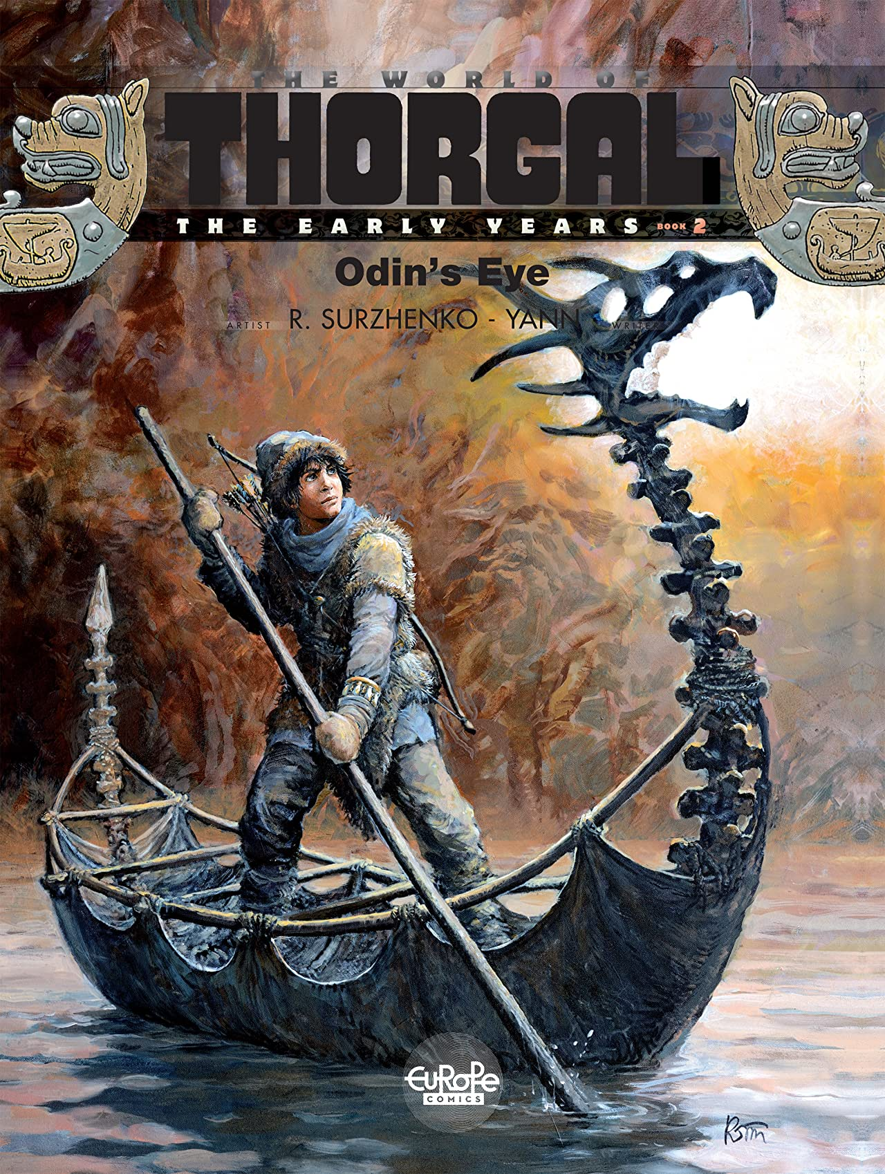 The Young Thorgal Vol. 2: Odin's Eye