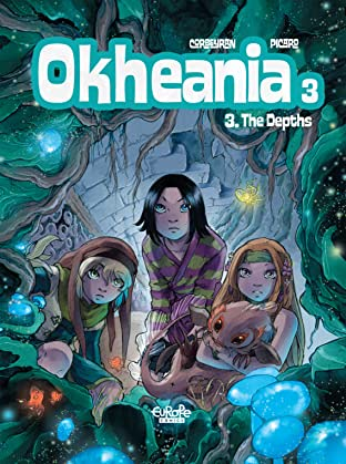 Okheania Vol. 3: The Depths