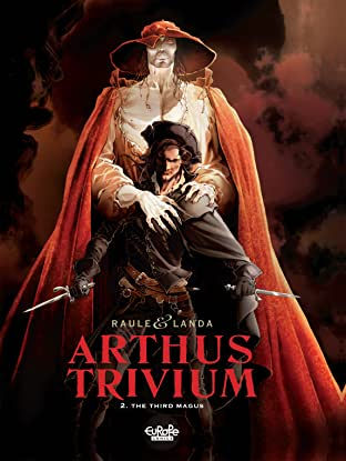 Arthus Trivium Tome 2: The Third Magus