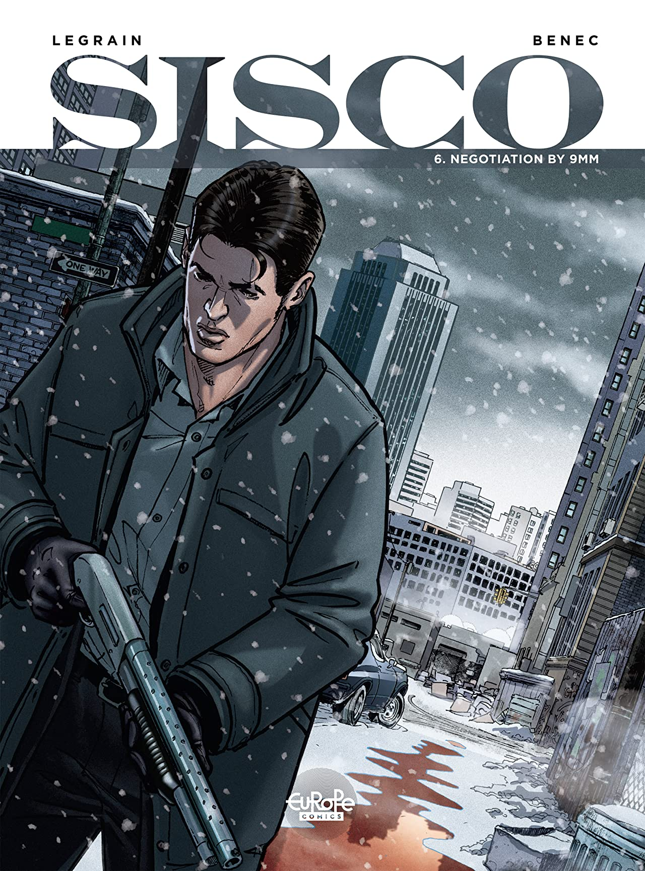 Sisco Vol. 6: Negotiation by 9mm