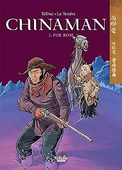 Chinaman Vol. 3: For Rose