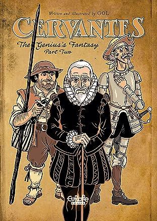Cervantes Vol. 2: The Genius's Fantasy Part Two