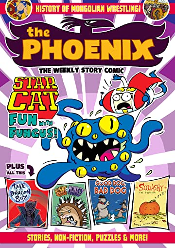 The Phoenix #301: The Weekly Story Comic