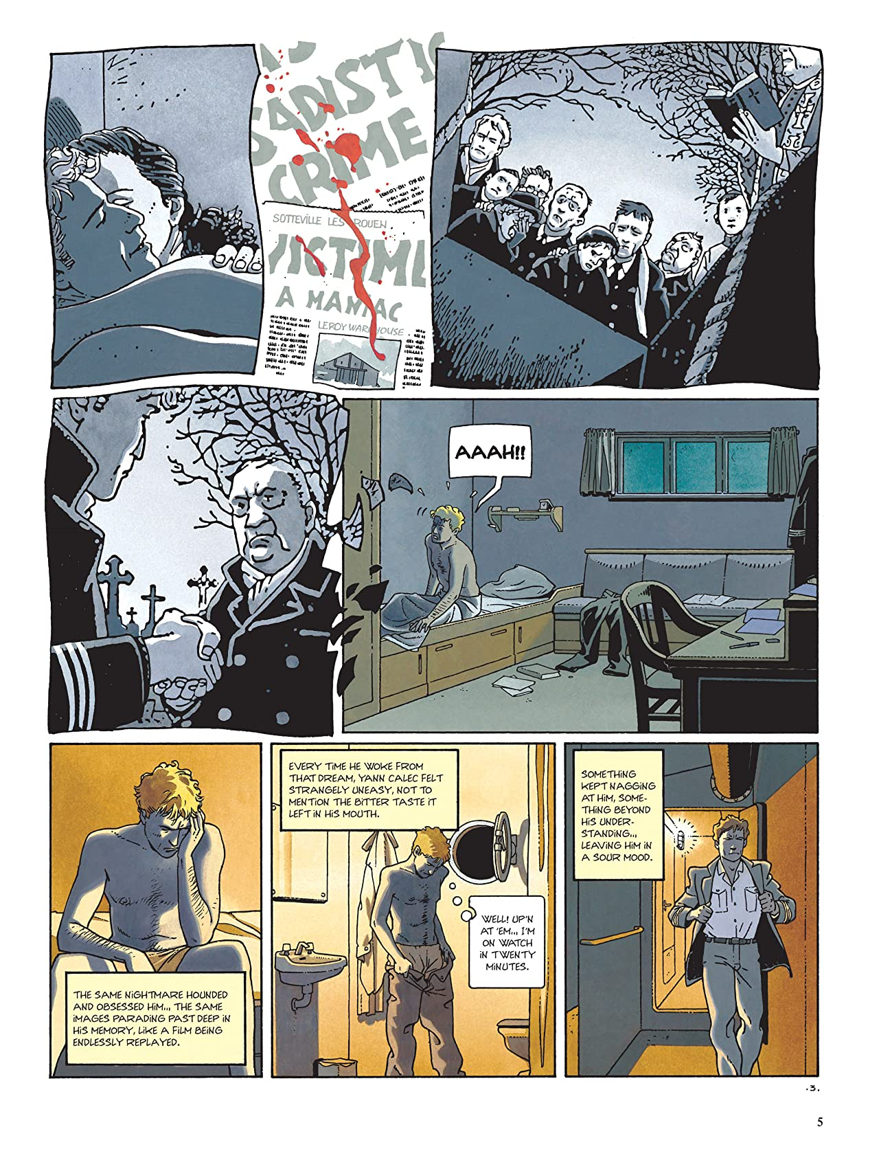 Tramp Vol. 2: Deadlock