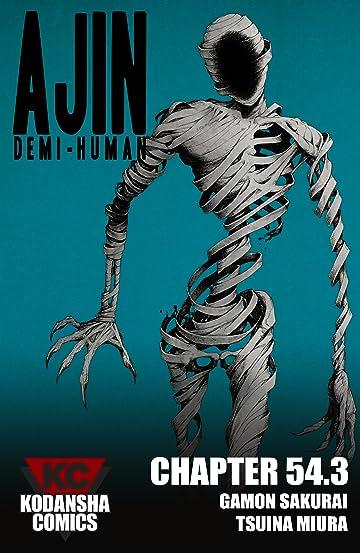 AJIN: Demi-Human #54.3