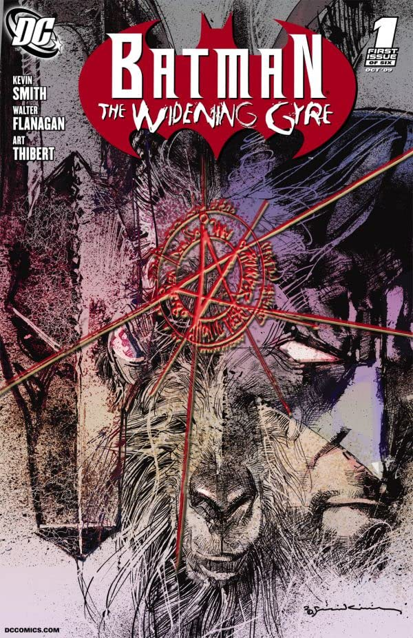 Batman: Widening Gyre #1 (of 6)