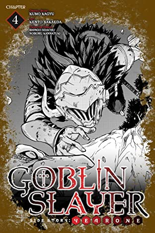 Goblin Slayer Side Story: Year One No.4
