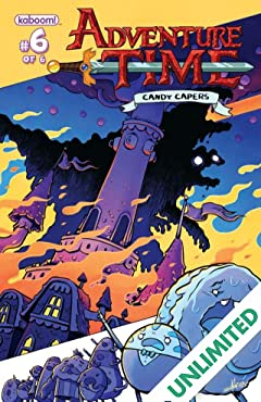 Adventure Time: Candy Capers #6 (of 6)