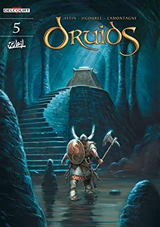 Druids Tome 5: The Stone of Destiny