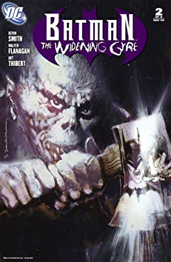 Batman: Widening Gyre #2 (of 6)