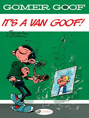 Gomer Goof Vol. 2: It's a Van Goof