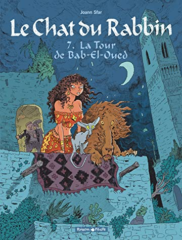 Le Chat du Rabbin Vol. 7: La Tour de Bab-El-Oued
