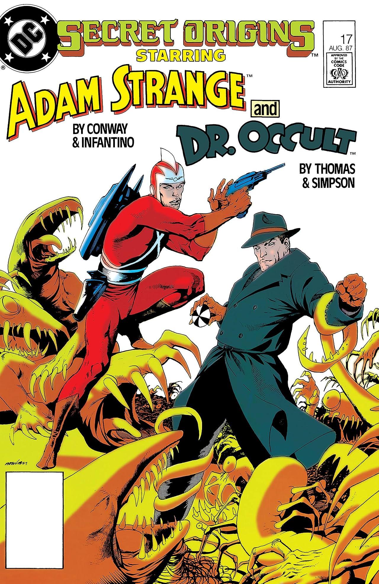 Secret Origins (1986-1990) #17